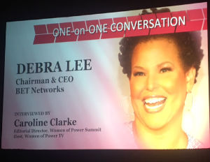Top 5 Memorable Takeaways with BET's Debra Lee