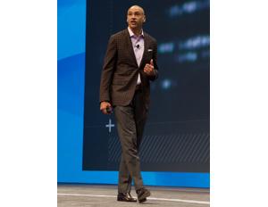 Intel VP Chris Young at RSA