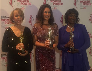 Celebrating a Lifetime of Excellence at Women of Power Summit