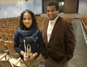 Music Instrument Drive Helps Students Hit a High Note