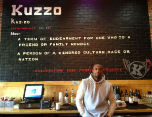 Ron Bartell, Former NFL Star, Now Owner of Kuzzo's Chicken and Waffles