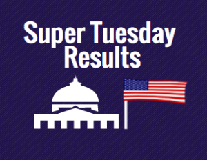 How Blacks Voted on Super Tuesday