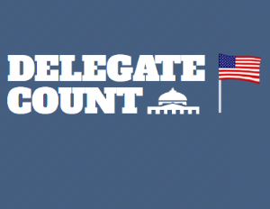 By The Numbers: Delegate Count