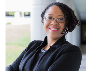 Women's History Month: Q&A with Talitha Hampton, President of the National Organization for the Professional Advancement of Black Chemists and Chemical Engineers