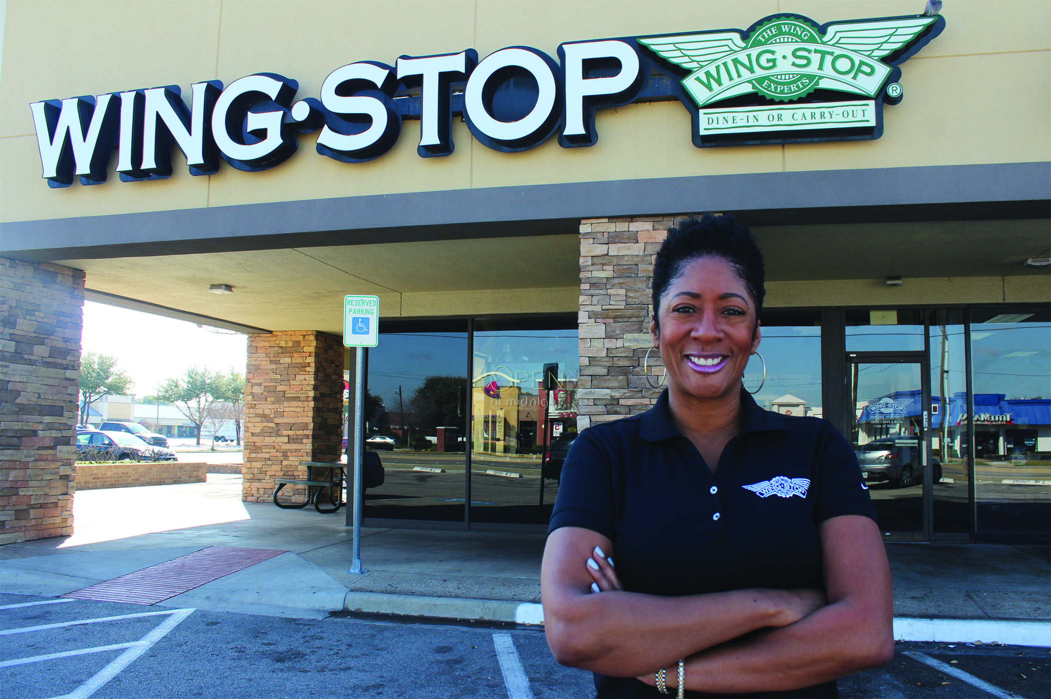 This Mother of 3 Is A Top Producing Wingstop Franchisee In South Florida