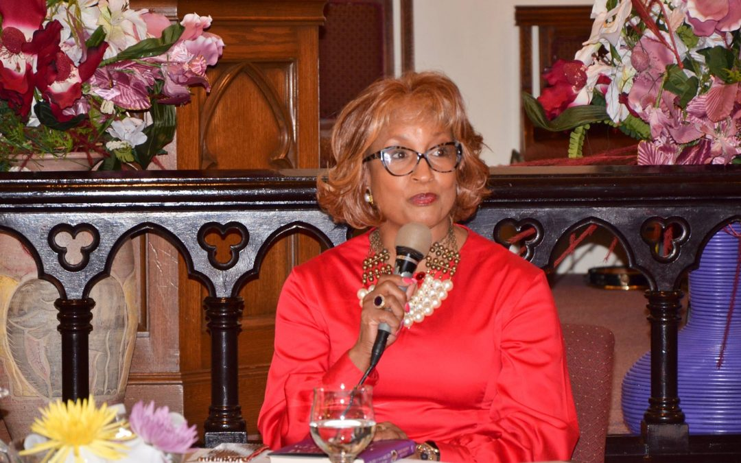 Bishop Vashti Murphy McKenzie: Be the Leader You Are Meant to Be
