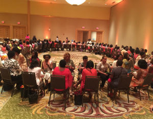 Day 2 of Empowerment at BE Women of Power Summit