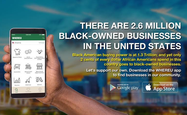 New Mobile App to Harness Capacity of $1.3 Trillion Collective Buying Power of the Black Community