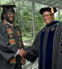 Omar Richards, VP of the Black Male Initiative at SUNY/Empire State College, with David Fullard, Ph.D. (Image: David Fullard, Ph.D.)