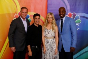 Executive producer and hosts American Ninja Warrior return for an eighth season of impossible obstacles