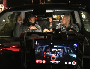 Filmmaker Matthew Cherry Leverages Mobile Filmmaking in '9 Rides'