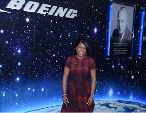 How Gena Lovett Became One of Boeing's Top Female Executives