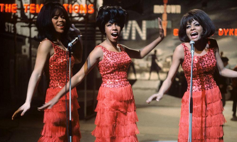Supremes, Mary Wilson Talks Diana Ross, Flo Ballard, and Money