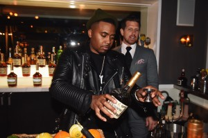 Nas and Hennessy Introduce New Campaign