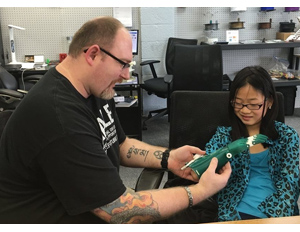 """Artificial Body Parts 3D Printed at """"Body Hackathon"""" Gives People A Second Chance"""