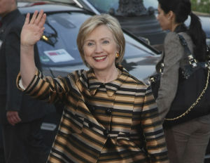 Hillary Clinton Surprised Everyone at Black Girls Rock, Here's What She Had to Say!