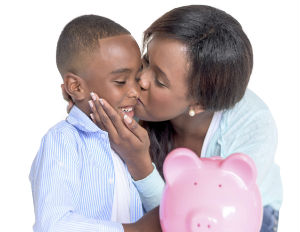 Being the Financial Role Model Your Child Needs You to Be