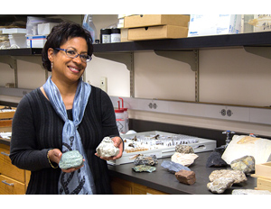 Meet Dr. Lisa White: Paleontologist