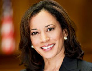 California Sen. Kamala Harris Sworn Into Congress