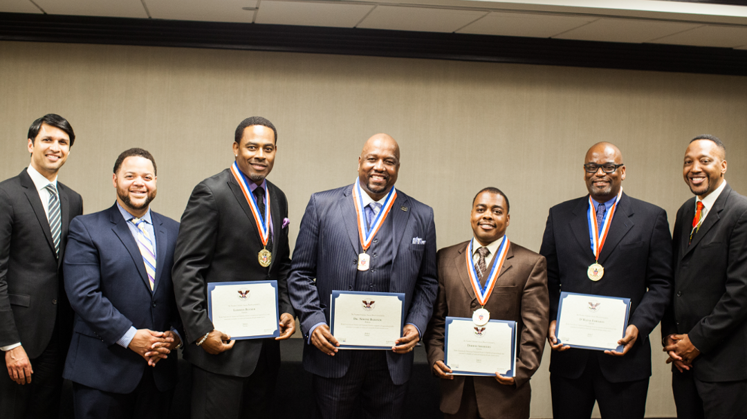 BE Modern Man: BMe Community Honors Distinguished Men from Across the Country in Washington, D.C.