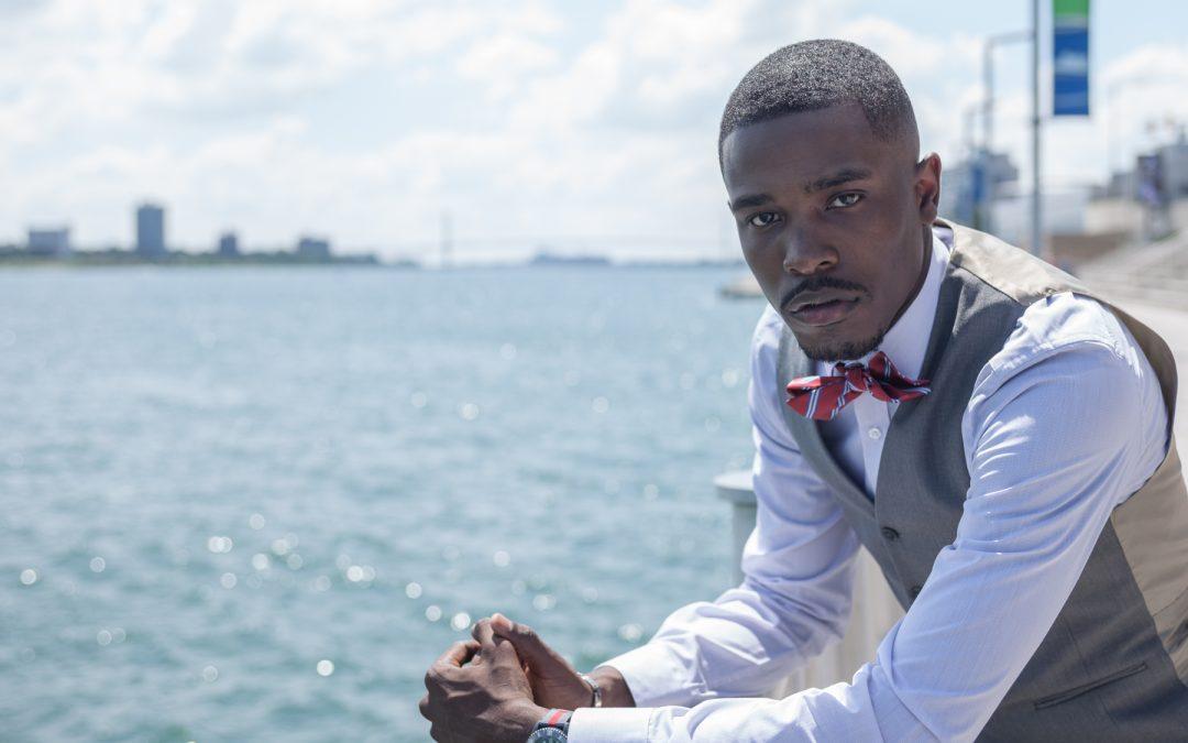 BE Modern Man: Meet 'The Urban Planner' Danarius M. Hemphill