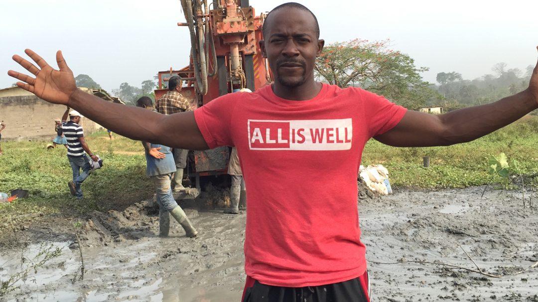 BE Modern Man: Meet 'Mr. Relentless' Rich Akwo
