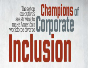2016 Top Executives in Corporate Diversity