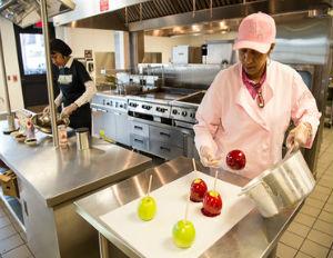 Eastern Market's commercial kitchen in Detroit