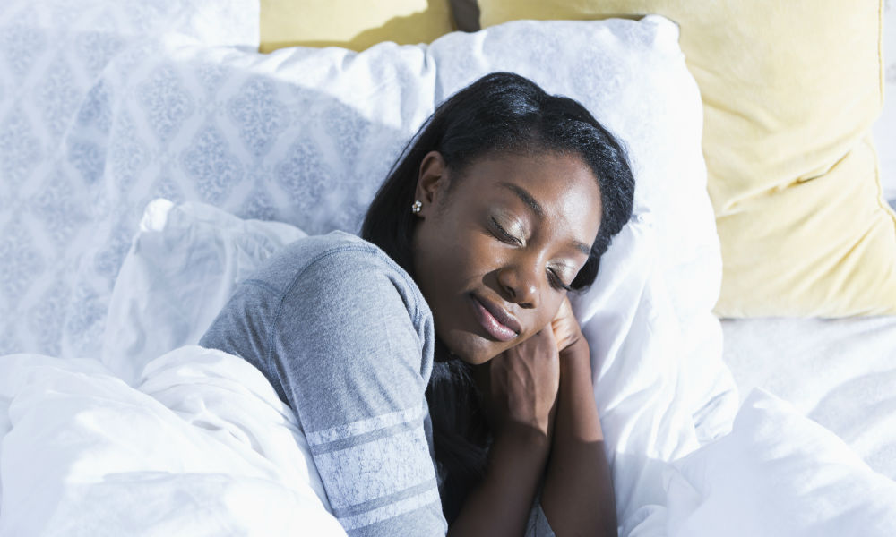 Get a Better Night's Sleep With Exercise