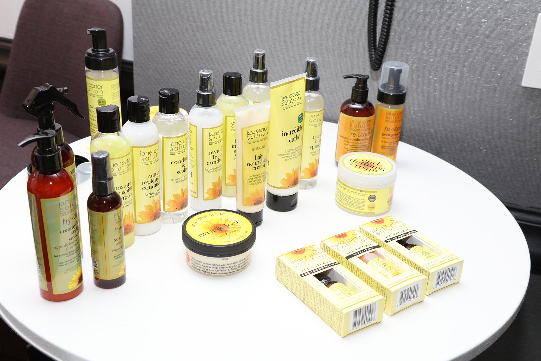 The Cream of the Crop Showcased Their Wares at the 2016 Entrepreneurs Summit