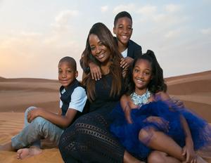 'Wandering Mom' Tanai Benard Talks Leadership and Giving Her Children the World, Literally (PartI)