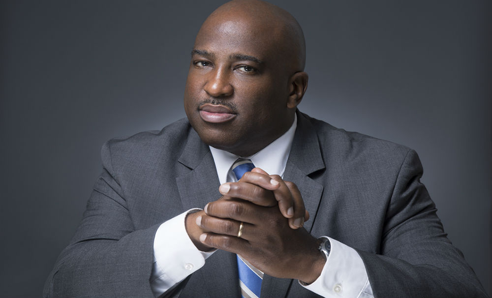 Shawn Dove Campaign for Black Male Achievement