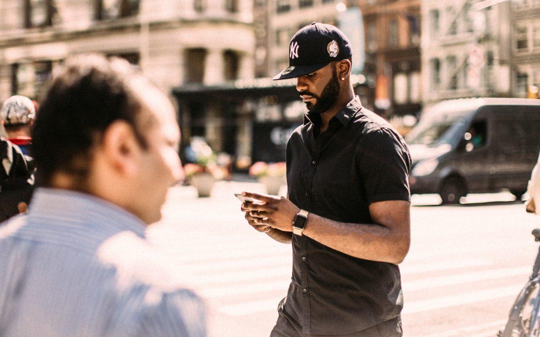 BE Modern Man: Meet 'Mr. Legacy' Eric Martin