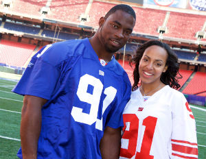 NFL's Justin and Lauran Tuck Share 3 Most Important Money Lessons