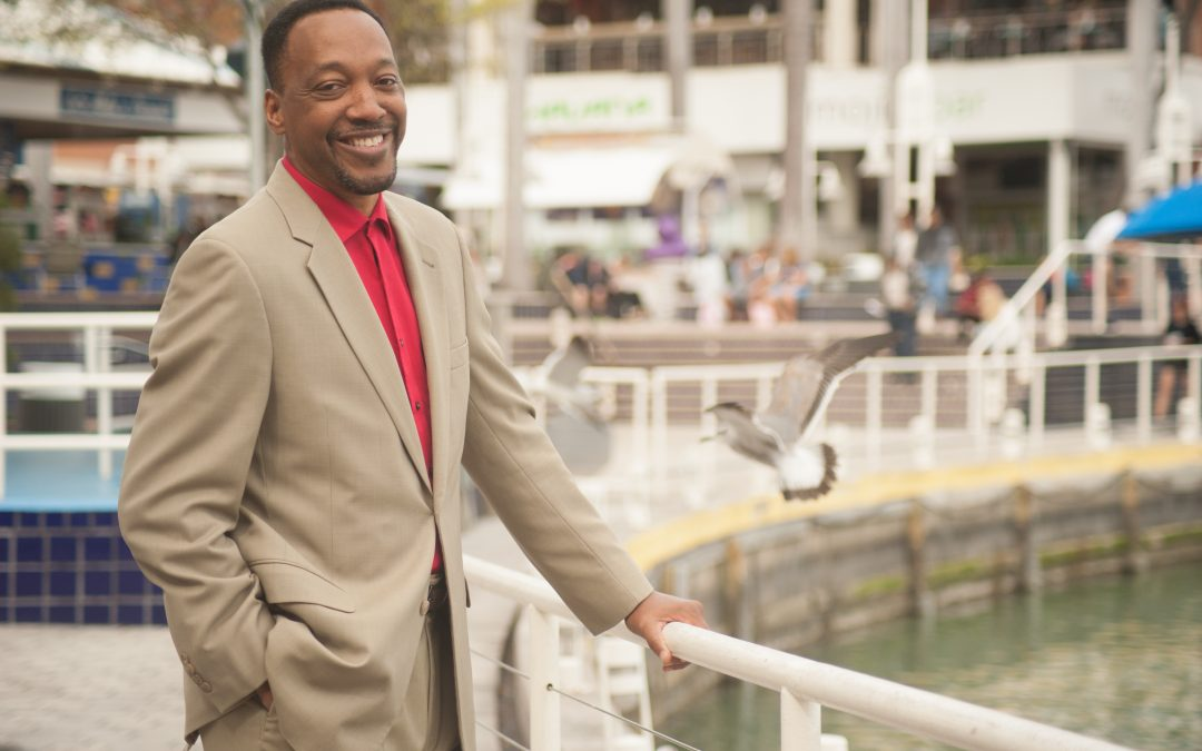 BE Modern Man Ambassador: Meet 'The Change Agent' Trabian Shorters