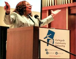 This Woman Went From Prison to Executive Leader of a Major Organization