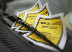 How Unpaid Parking Tickets Can Hurt your Credit Score