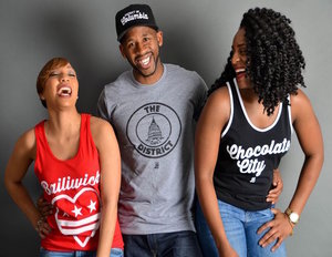 This D.C. Clothing Brand Celebrates 'Chocolate City'