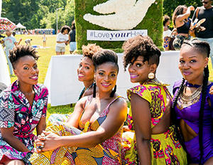 CurlFest 2017: A Sea of Black Girl Magic, Curls, and Kinks