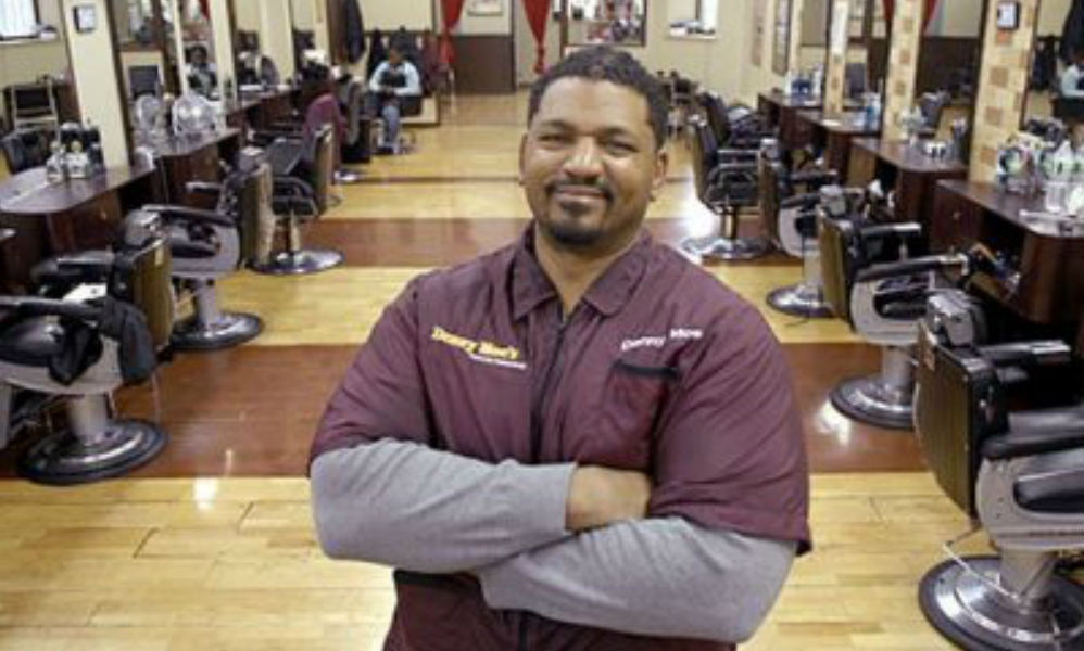 Harlem Barbershop Hosts 48-Hour Health Fair and Haircutting Marathon