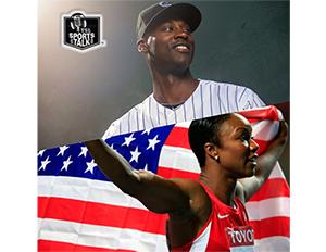 TSL Sports Talk 8/11/16- Carmelita Jeter and LaTroy Hawkins