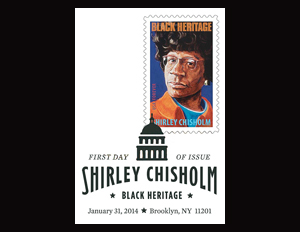 Hillary Clinton Stands on the Shoulders of Shirley Chisholm
