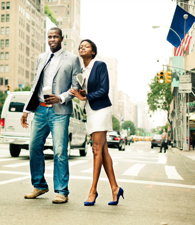"Competing Ambition: Five Ways to Overcome Common ""Power Couple"" Struggle"