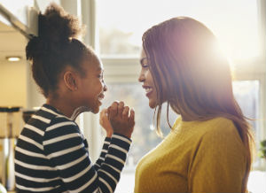 Happy Mom, Unhappy Mom: Secure Your Oxygen Mask Before Helping Others