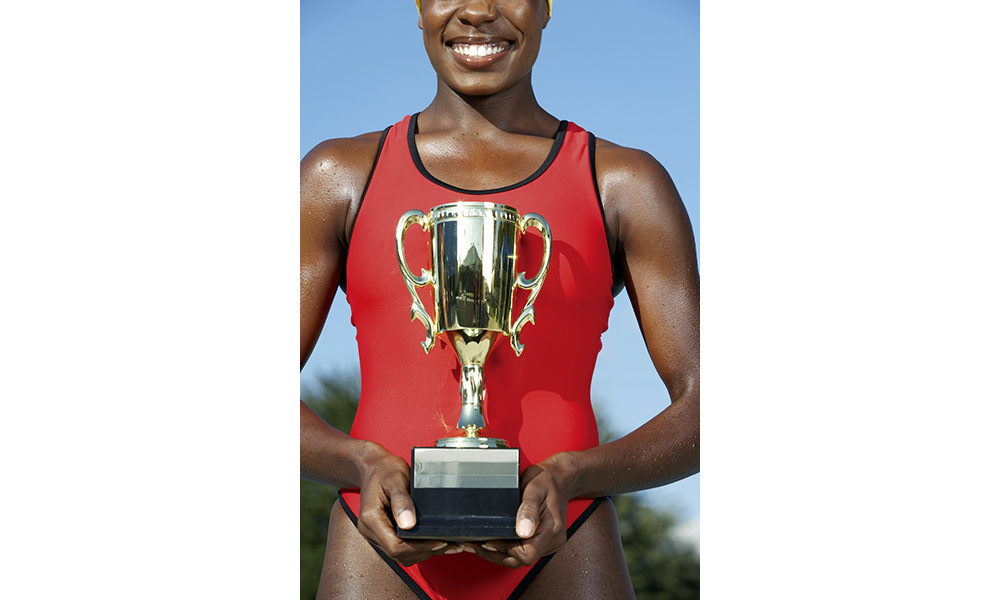 Eat Like an Olympian: Simone Biles