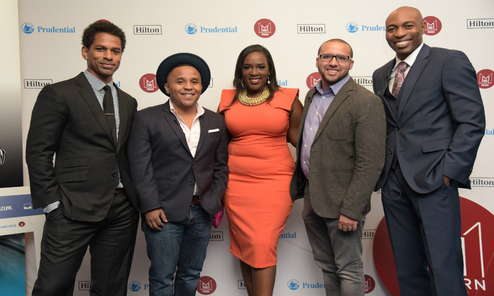 2016 BE Modern Man Tour Concludes in DC