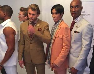 Berny Martin Talks the Business of Fashion