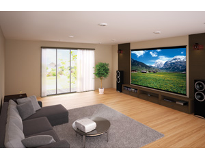The Ultimate Man (or Woman) Cave Projector