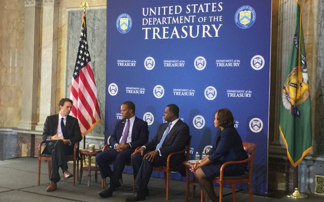U.S. Treasury Department Hosts Freedman's Bank Forum To Explore Ways To Build An Economy That Works For All Americans