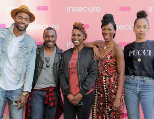 An 'Insecure' Weekend Ends With HBO Block Party